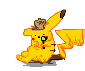 Defective Pikachu