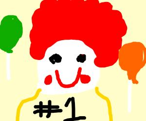 #1 Clown