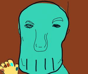 Green Thanos