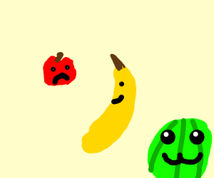 Fruit emotions