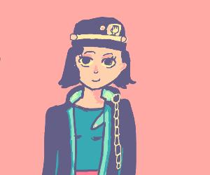 Genderbent Jotaro