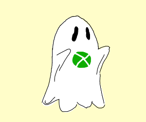 The ghost of xbox