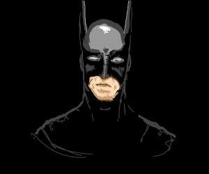 I'm a sad batman :(