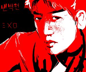 Byun Baekhyun( from EXO)