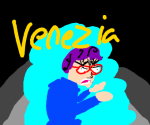 WHY IS IT PRONOUNCED VENICE!! - Ghiaccio