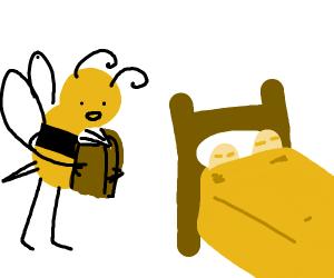 Bedtime Story for Larvas