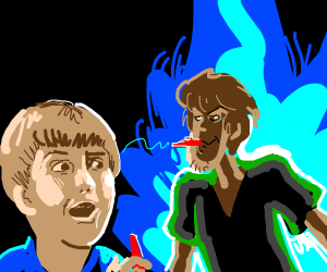 Kazoo Kid vs Shaggy Rogers
