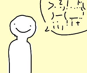 >.?,!...':;()    (a.k.a gibberish)