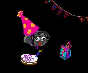 stone pet birthday