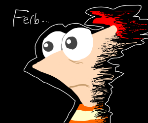 Phineas doesn't feel so good