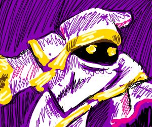 Hyness (Kirby star allies)