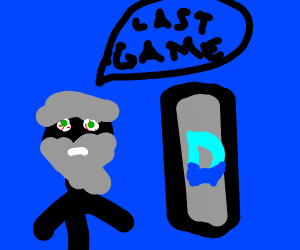 your last drawception game ever