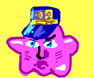 Jotaro Joestar is a Ditto