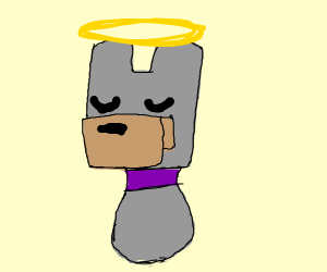 A minecraft pet you have lost ;-;