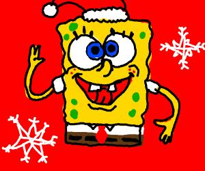 Spongebob Christmas Special.Spongebob Christmas Special Drawception