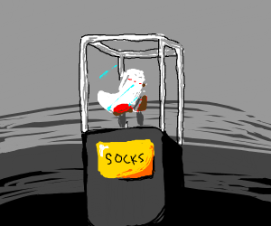 Socks Exhibit