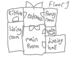 Floor plan (PASS IT ON)