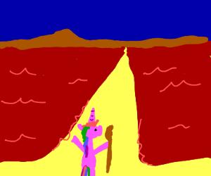 Unicorn Parts The Red Sea
