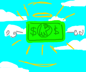 money is holy