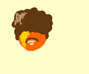 1970's Orange
