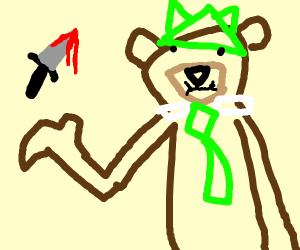 yogi bear's murderous intent