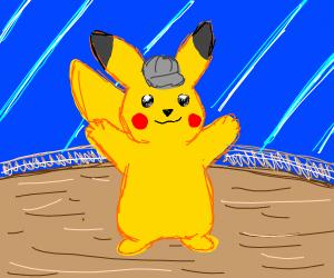 Dancing Detective Pikachu