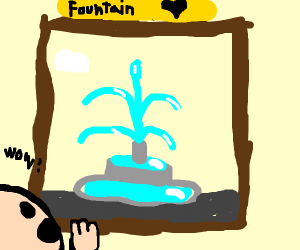 Fountain Artwork