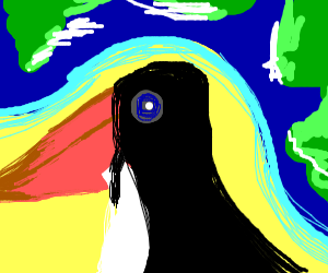 The World Revolves Around A Toucan