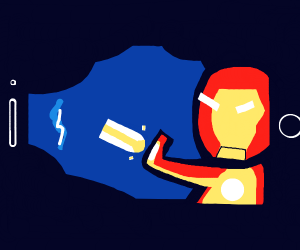 iron man-mobile