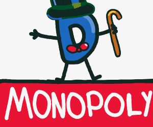 Monopoly Drawception Editon