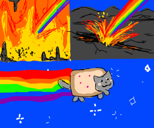 Nyan Cat returns!