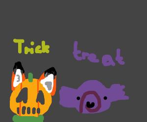 The Drawception Discord Halloween Contest