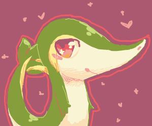 Adorable Snivy