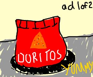 Doritos commercial