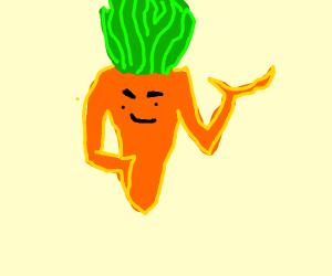 sassy carrot