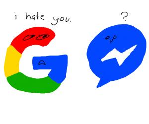 Google hates messenger