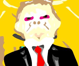 Pale Trump