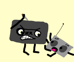 video killing the radio star