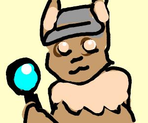 detective eevee