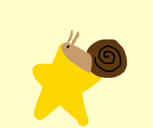 Snail on a Star