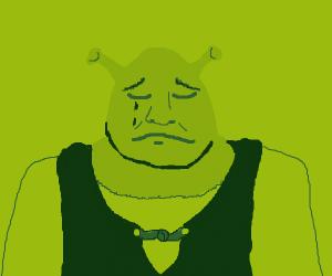 Emotional Shrek