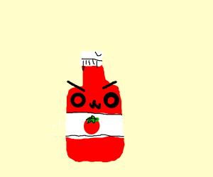 mad OwO ketchup