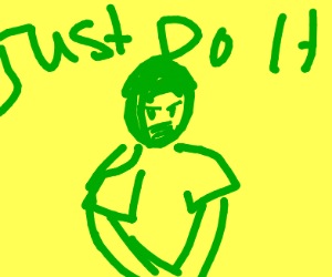 just draw it! dont let your dreams be dreams