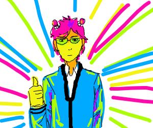 saiki k is awesome