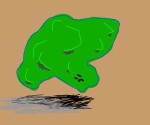 Sad broccoli