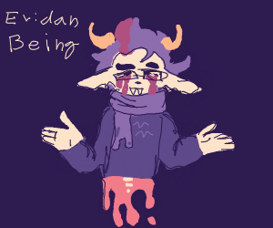 Eridan Being Emo