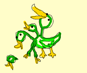 The Duck Hydra