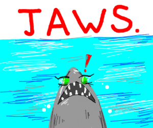 anime jaws