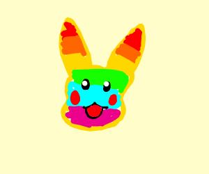 Pride Pikachu