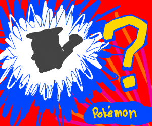 Whos That Pokemon?